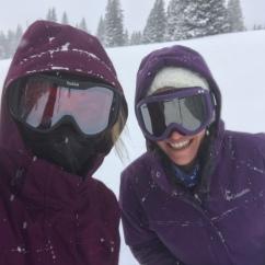 We were so cold!!!